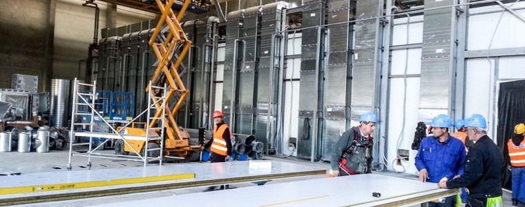 Meglévő épületben hogyan alakítható ki kontrollált tisztatéri környezet?