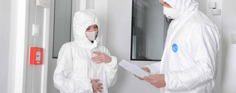 A tisztatérbe történő belépés, avagy az öltözet