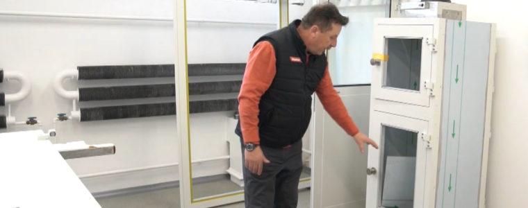 Minden, amit a tisztatéri ajtókról és anyagátadókról tudnia kell egy videóban